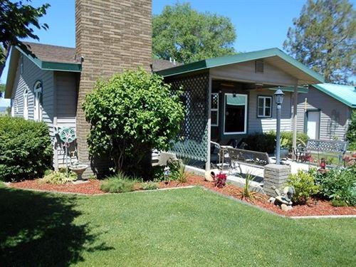 Manicured Ranch : Malin : Klamath County : Oregon