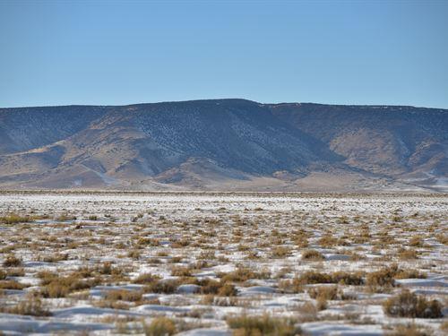 10+ Acres Near Beautiful Mountains : San Luis : Costilla County : Colorado