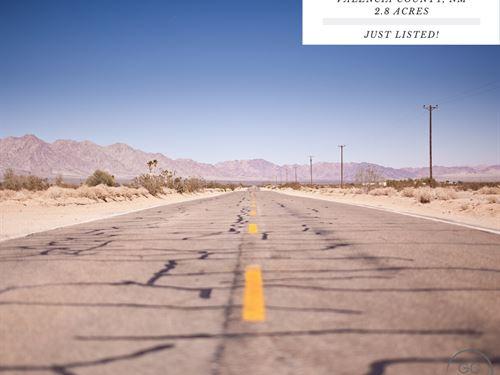 2.8 Acres In Valencia County : Belen : Valencia County : New Mexico