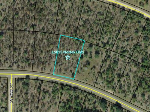 Florida Dream, Lot in Compass Hills : Marianna : Jackson County : Florida