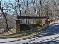 Fort Chaffee Hideaway, 42 Acres : Greenwood : Sebastian County : Arkansas