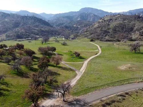 4,902 Acre Coalinga Mineral Spring : Coalinga : Fresno County : California