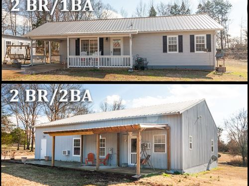 Home & Detached Shop Living : Michie : McNairy County : Tennessee