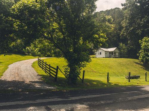 Country Home With Farm Bristol VA : Bristol : Washington County : Virginia