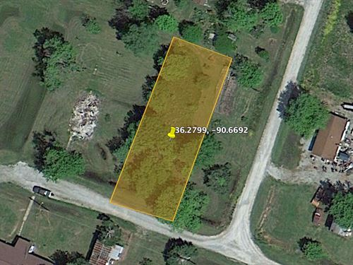 Affordable Lot For Sale in Clay, AR : Peach Orchard : Clay County : Arkansas