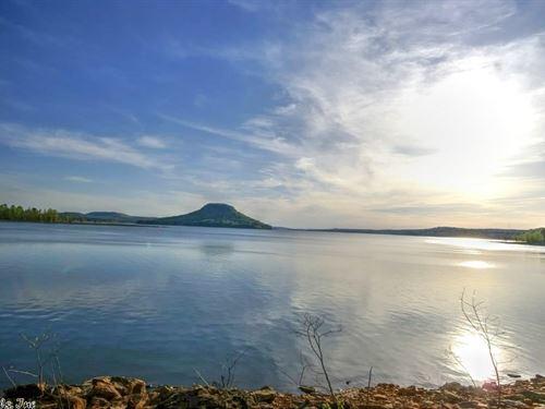 Stunning Lakefront Lot, Boat Slip : Fairfield Bay : Cleburne County : Arkansas