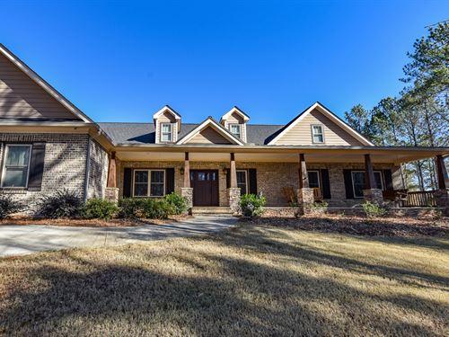 Oconee County Luxury Home : Watkinsville : Oconee County : Georgia
