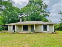 Home & 2.65 Ac-Dudley Rimes Rd : Magnolia : Pike County : Mississippi