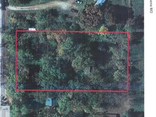1 Acre of Potential in Pomona, MO : Pomona : Howell County : Missouri