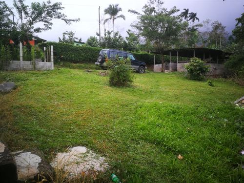 Almost 5 Acres With House and Barn : Turrialba : Costa Rica