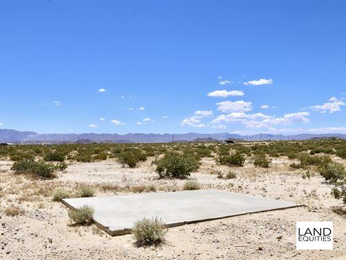 Water & Power, Surrounded by Blm : Joshua Tree : San Bernardino County : California