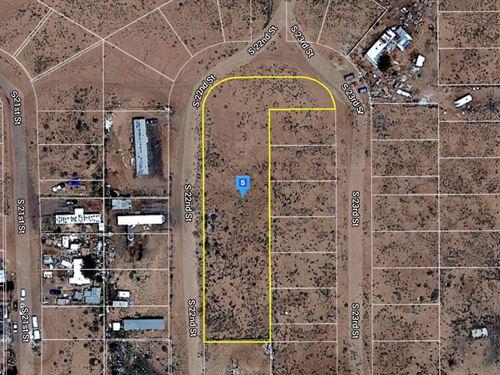 1.25 Acres in Navajo County, AZ : Holbrook : Navajo County : Arizona