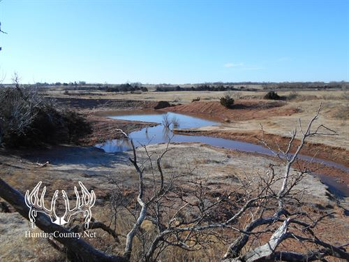 Ok-459 560Acres M/L Woods County : Avard : Woods County : Oklahoma