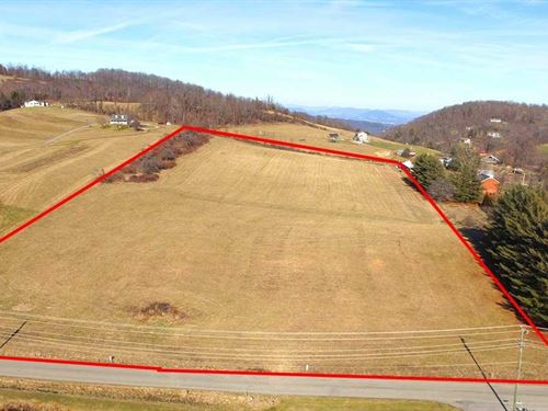Magnificent 12 Acres : Bent Mountain : Roanoke County : Virginia