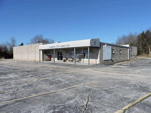 Commercial Property 3.6 Acres Us : Harrison : Boone County : Arkansas