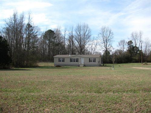 3 Bedroom Home TN 2 Acres, Storage : Adamsville : Hardin County : Tennessee