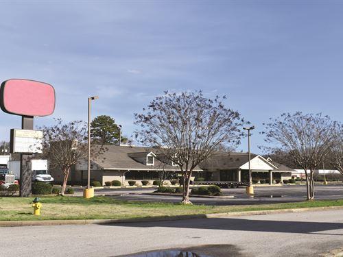 Online Auction, Prime Commercial : Birmingham : Jefferson County : Alabama