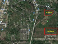 Absolute Auction, 2 Wooded Tracts : Pinson : Jefferson County : Alabama