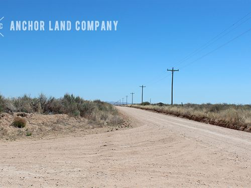 2.3 Acres for Sale, Torrance County : McIntosh : Torrance County : New Mexico