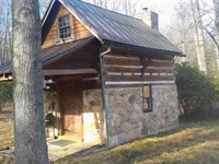 Beautiful Cabin With Views : Wardensville : Hardy County : West Virginia