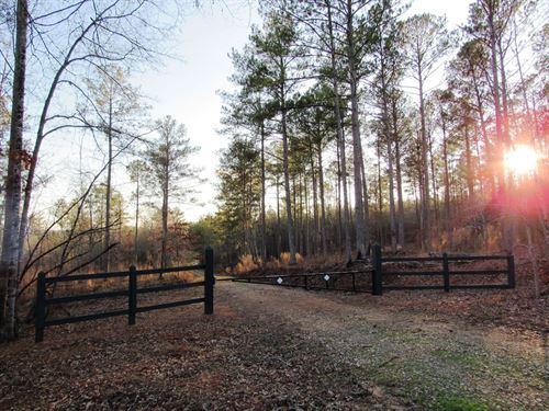 Chattahoochee Bend Plantation : Whitesburg : Carroll County : Georgia