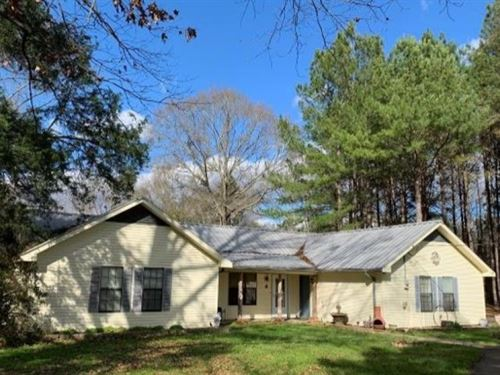 5 Acres With A Home In Copiah Count : Hazlehurst : Copiah County : Mississippi