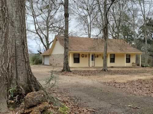 1.44 Acres With A Home In Pike Coun : Magnolia : Pike County : Mississippi