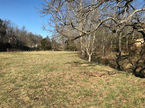 Recreational Property Rockbridge : Lexington : Rockbridge County : Virginia