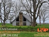 1761.6 Acres-Natchitoches Parish : Chopin : Natchitoches Parish : Louisiana