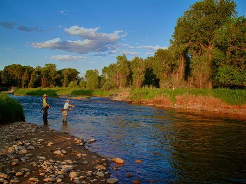 Diamond S Ranch : Hyattville : Big Horn County : Wyoming