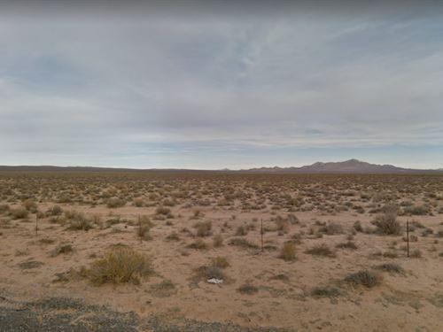 Peaceful Land to Live in : Boron : San Bernardino County : California