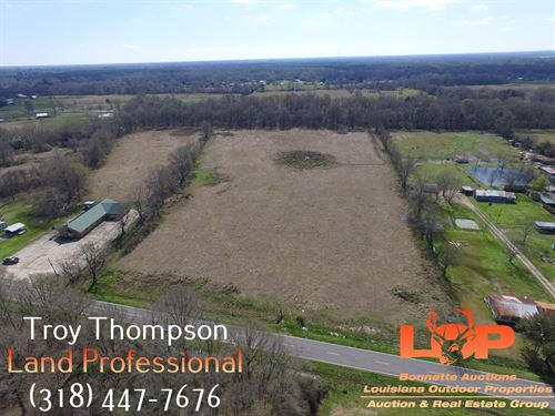 15 Acres Hwy 1192 : Marksville : Avoyelles Parish : Louisiana