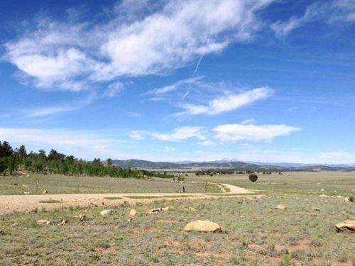 $225 Down to Own 6 Acres : Hartsel : Park County : Colorado