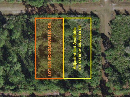 .50 Acre in Indian Lakes : Indian Lake Estates : Polk County : Florida
