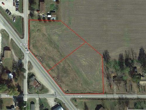 1.48 Acres For Sale in Butler Coun : Poplar Bluff : Butler County : Missouri