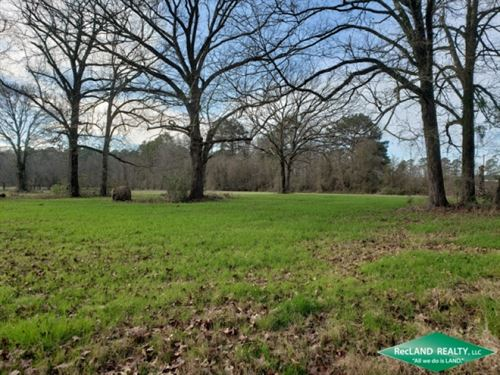 68 Ac, Pasture, Pond, & Brick : Monroe : Ouachita Parish : Louisiana