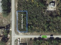 .26 Acre Placid Lakes Lot Near Lake : Lake Placid : Highlands County : Florida