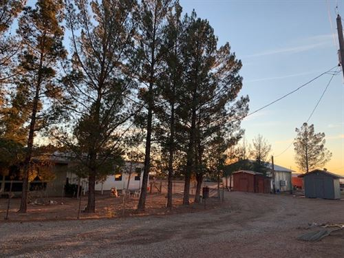 RV Park Mobile Home Holloman Afb : Alamogordo : Otero County : New Mexico