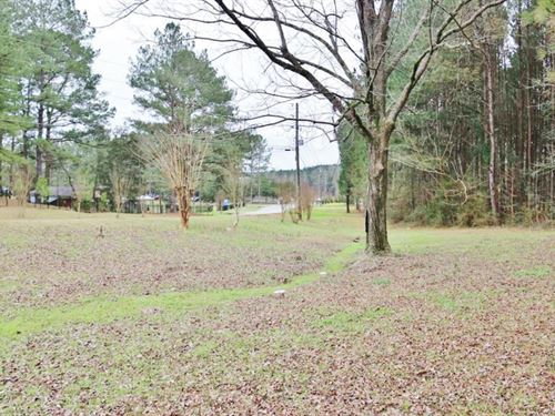 2 Acre Home Site For Sale Southeast : Meridian : Lauderdale County : Mississippi