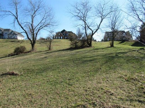 Building Lot Auburn Hills Golf : Riner : Montgomery County : Virginia