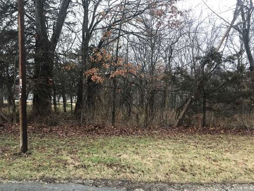 6 Acres Within City Limits of War : Warsaw : Benton County : Missouri