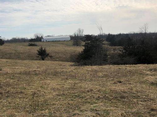 Boone County MO Pasture Farm Home : Clark : Boone County : Missouri