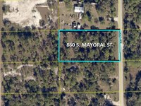 Montura Ranches Await 1.25 Acres : Clewiston : Hendry County : Florida