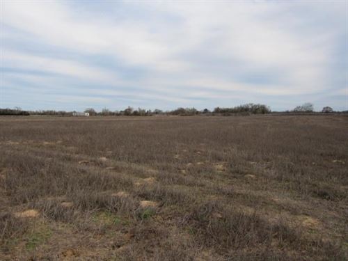 Vacant Residential Land To Build : Buffalo : Leon County : Texas