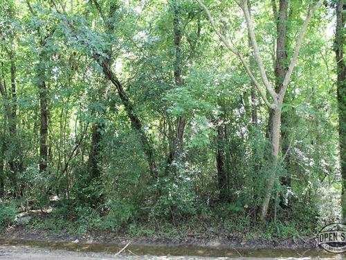 This Amazing 13.42 Acre Property : Rusk : Cherokee County : Texas