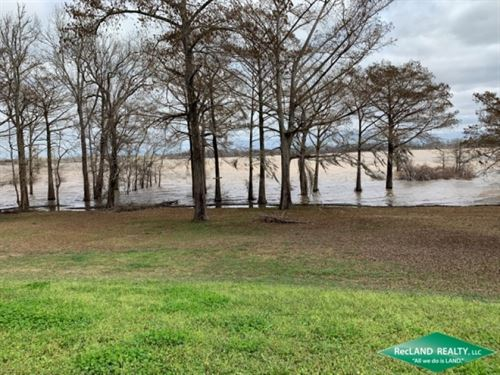 Lake House, Wooded Lot On Turkey : Wisner : Franklin Parish : Louisiana