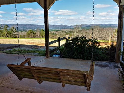 Mountain View Farm : Goodwater : Clay County : Alabama