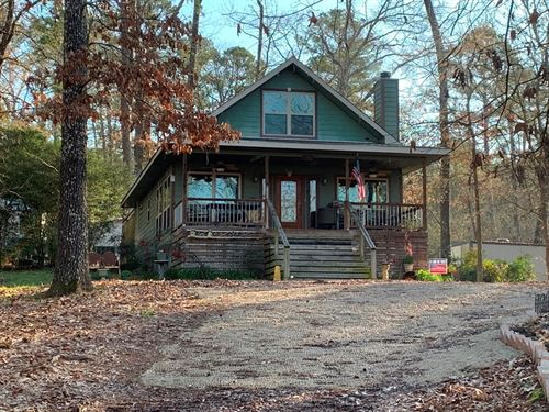 East Texas Waterfront Home Private : Frankston : Anderson County : Texas