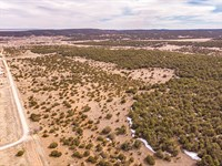 Edgewood, New Mexico 192.17 Acres : Edgewood : Bernalillo County : New Mexico