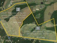 Preserved Farms Totaling 237 Acres : New Egypt : Ocean County : New Jersey